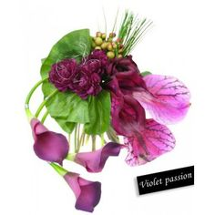 Saracena sarracenia lily wedding designs on pinterest pitcher plant cymb - Bouquet de fleurs artificielles pour mariee ...