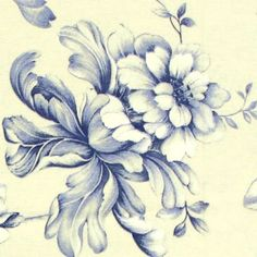 victorian   flowers - love the negative space