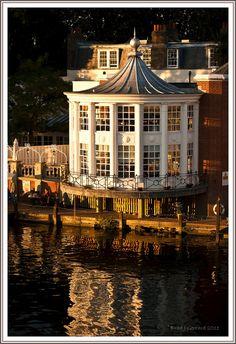 """The Mitre, Hampton Court 2011."" by Brad J Gerrard"