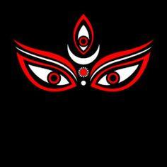 Kali-Ma - The Divine Feminine Rage Kali Hindu, Durga Maa, Shiva Shakti, Hindu Art, Kali Tattoo, Hindu Symbols, Goddess Symbols, Maa Kali Images, Mother Kali