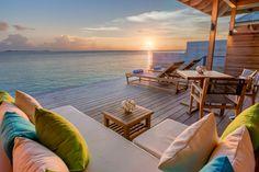 Hurawalhi Island Resort Nestled amidst the... | Luxury Accommodations