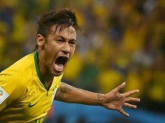 Gol de Brasil vs Croacia #Brasil2014