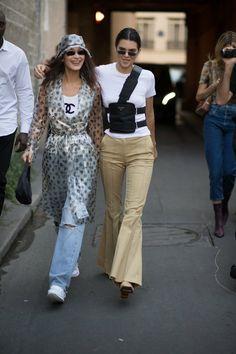 Kendall jenner style 791296597007427063 - Bella Hadid and Kendall Jenner Source by heavenbelgrave Kendall Jenner Modeling, Kendall Jenner Outfits, Bella Hadid Outfits, Bella Hadid Style, Fast Fashion, Fashion Outfits, Womens Fashion, Gigi Hadid, Ladies Dress Design
