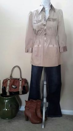 Stylish Outfit in Naperville, IL (sells for $15)