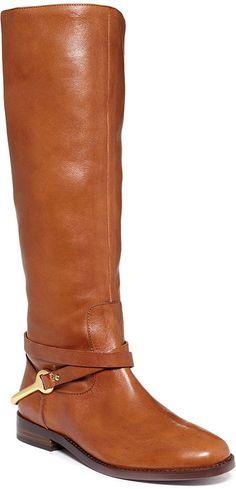 6fccd47c6e4 Lauren Ralph Lauren Jenny Tall Shaft Pull-On Riding Boots Polo Ralph Lauren
