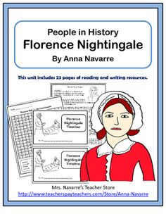florence nightingale classroom resources library - photo#42
