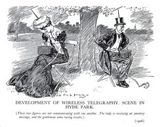 Texting as non communication 1906
