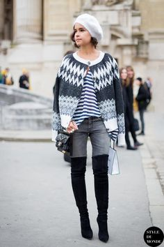 Find tips and tricks, amazing ideas for Mira duma. Discover and try out new things about Mira duma site Mira Duma, Miroslava Duma, Grey Fashion, Street Fashion, Winter Fashion, Fashion Outfits, Petite Fashion, Casual Street Style, Street Chic