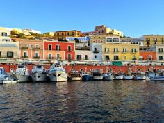 Gillian's Lists: How to Get To Ponza