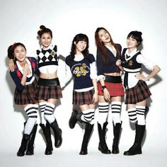 After School Orange Caramel, Park Sooyoung, Pledis Entertainment, After School, Red And Blue, Rapper, First Love, Photo Galleries, Punk