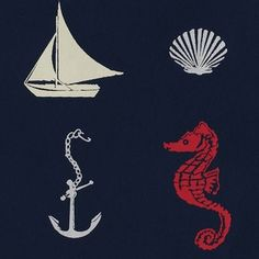http://midoriribbon.com/gift-wrap-nautical-navy/