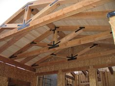 Timber truss design, and how important sizing material is for that clean look. We can draft your Fountain Hills Blueprints.