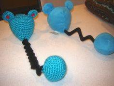Bizzy Crochet: Pokemon Azurill Look Alike