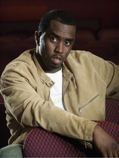 """The career of music industry mogul Sean """"P. Diddy"""" Combs leap-frogged with his production of Mary J. Blige's What the 411 and later My Life for Uptown Records. Combs eventually headed up a new label Bad Boy Records signing Christopher """"Biggie Smalls"""" Wallace. At Bad Boy Combs successfully produced, wrote, recorded, and rapped, while running the label. In 1997 Combs was responsible for Bad Boy having four number one hits in the same year. Photo Credit: ABC/Photofest, Photographer Danny Feld…"""