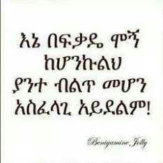ÁŠ¢á‰µá‹®áŒµá‹«á‹Š ÁŒ¥á‰…ስ Ethiopianquote Saying Ethiopian Quotes Sayings Quotes