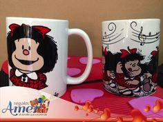 #taza #mafalda      www.regalosamer.com.mx 55246977