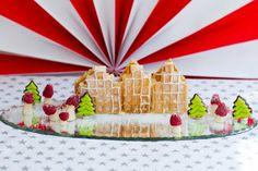 Kerststadje in de sneeuw - Recept - Allerhande