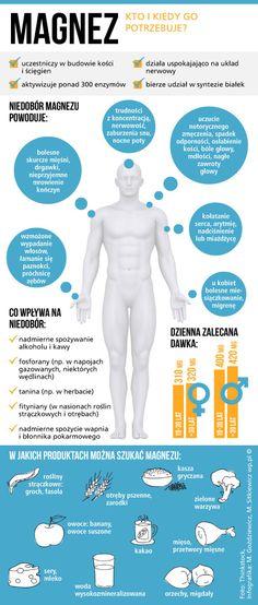 Prawidłowe funkcjonowanie organizmu bez magnezu jest niemożliwe. Pierwiastek uczestniczy nie tylko w budowie kości, ścięgien, działa tonizująco i uspokajająco na cały układ nerwowy.