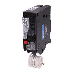 Q-Line 20 Amp Single-Pole Dual Function Arc Fault/Gfci Breaker