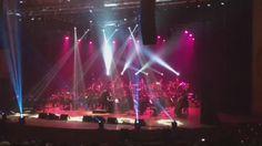 Orquesta Gaos @OrquestaGaos   #Escándalo #Raphael #RaphaelSinphónico #Conciertazo #EstáPasando