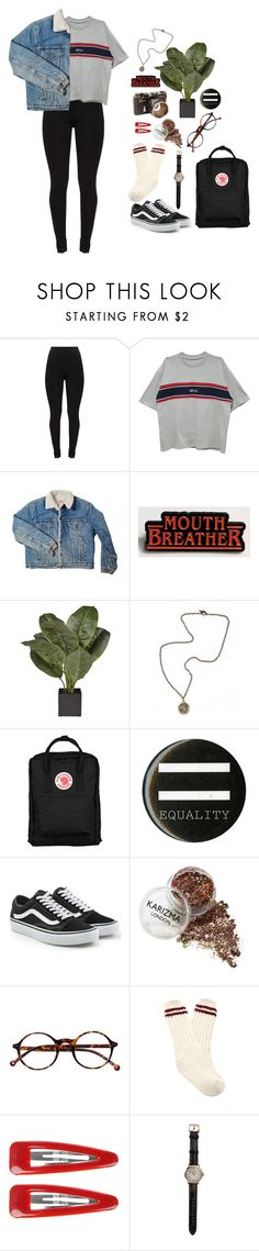 """NEED"" by shirleysurelynatalia on Polyvore featuring Levi's, French Kande, Fjällräven, Hot Topic, Vans, Retrò, The Elder Statesman, Forever 21, Shinola and vintage"
