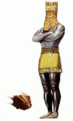 Image Gallery Nebuchadnezzars Dream