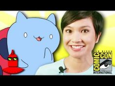 San Diego Comic Con 2013 - Breaking Bad & Adventure Time - Toon Buzz on Channel Frederator (Ep. 6) - YouTube