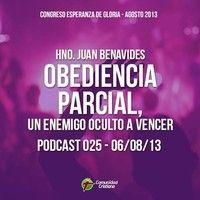 Hno. Juan Benavides - Obediencia Parcial, Un Enemigo Oculto a Vencer. by Comunidad Cristiana on SoundCloud