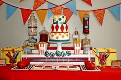 love how this is both chic and colorfully fun!