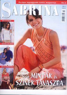 Sabrina 2007/2 album Magyarul az egész, leírásokkal együtt
