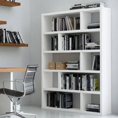 product image for Tema Dublin High Bookcase
