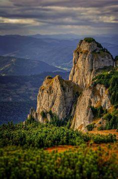 Piatra ciobanului, Ceahlau - Romania