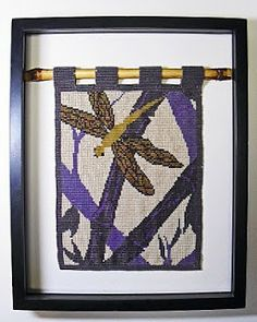 Tangible Daydreams: Bead Tapestry up on the Mirrix web site