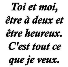 French Love Quotes, Romantic Love Quotes, Best Quotes, Life Quotes, Distance Love, Couple Texts, Morning Greetings Quotes, Powerful Quotes, My Mood