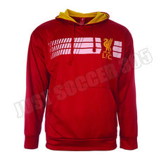 Liverpool Fc Hoodie adult Mens Fleece Sweatshirt Jacket new Season