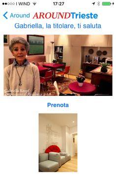#RESIDENZALE6A LE CAMERE: ANNETTA,AMALIA,ANGIOLINA,ADA,ALBERTA E AUGUSTA LE PROTAGONISTE DEI ROMANZI DELLO SCRITTORE TRIESTINO ITALO SVEVO www.residenzale6a.it
