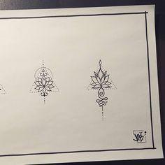"""38 curtidas, 2 comentários - A única constante é a mudança (@joao_vex) no Instagram: """" #disponivelpelegrossa  #desenhosexclusivos #unalome #tattoo #drawing #tattoopelegrossa…"""""""