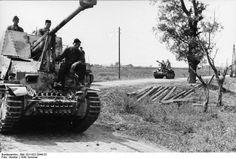 Marder III Sd.Kfz. 139I at Kursk