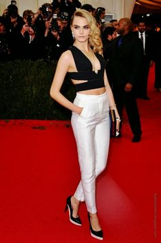 Stylish Starlets: Best Dressed at The MET