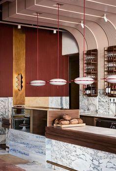 568 best inspired interiors images in 2019 restaurants cafe rh pinterest com