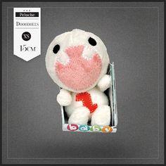 Peluche Baby Numero Dooodolls. Une petite peluche design et originale d'un monstre Dooodolls. Numero est du signe du zodiaque Scorpion.