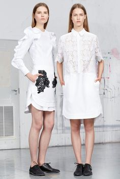 Erdem Resort '15 look book