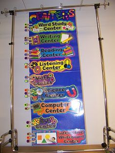 for classroom centers