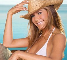 Jennifer Aniston for Aveeno
