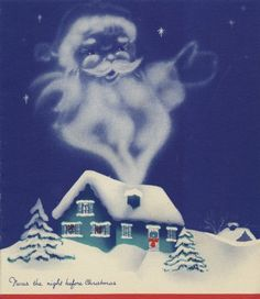 Twas the Night Before Christmas | Print | Wisconsin Historical Society