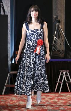 Japanese Beauty, Japanese Girl, Komatsu Nana, Muse, Girly, Actresses, Actors, Summer Dresses, Makeup