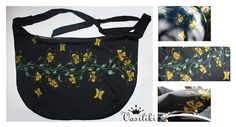 a special unique bag with a special illustration!loooove it https://www.facebook.com/Vasilikicreates