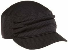 Asics Women's Club Diva Cadet Hat, All, Black by ASICS. $21.99. Elastic at back stretches for a versatile fit:. Soft, quick-dry headband increases comfort:. Lightweight, quick-dry jersey knit hat with inherent honeycomb texture:. Cadet silhouette features a shortened brim for increased visibility while maintaining protection from the sun:. Everyday club style:. A feminine take on the traditional running cap, this style is fashion forward, performance driven and women's ...