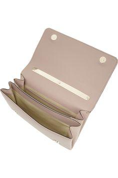 Valentino|Va Va Voom leather shoulder bag|NET-A-PORTER.COM
