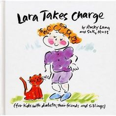 One of our favorite back to school books to show how Type 1 Diabetes can let a kid be a kid.
